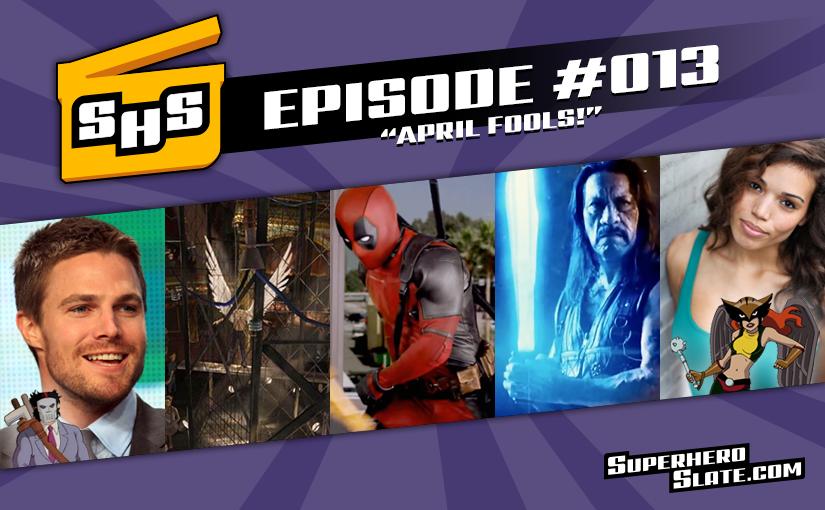 Episode 013 April Fools!