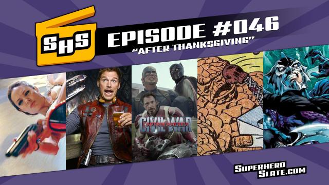 Episode 46 - After Thanksgiving