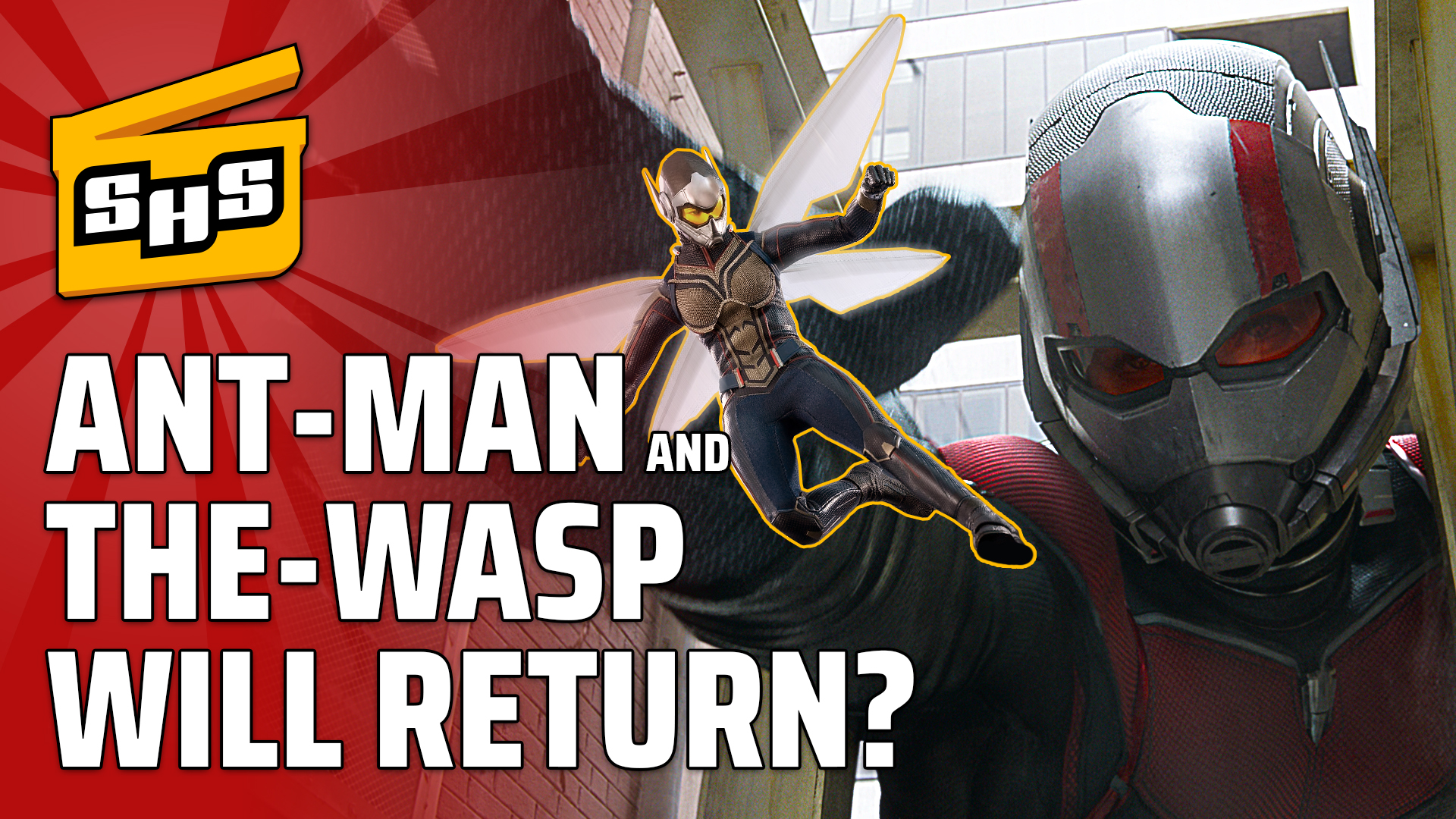 Superhero Slate   Ant-Man and the Wasp   TV & Movie Reviews