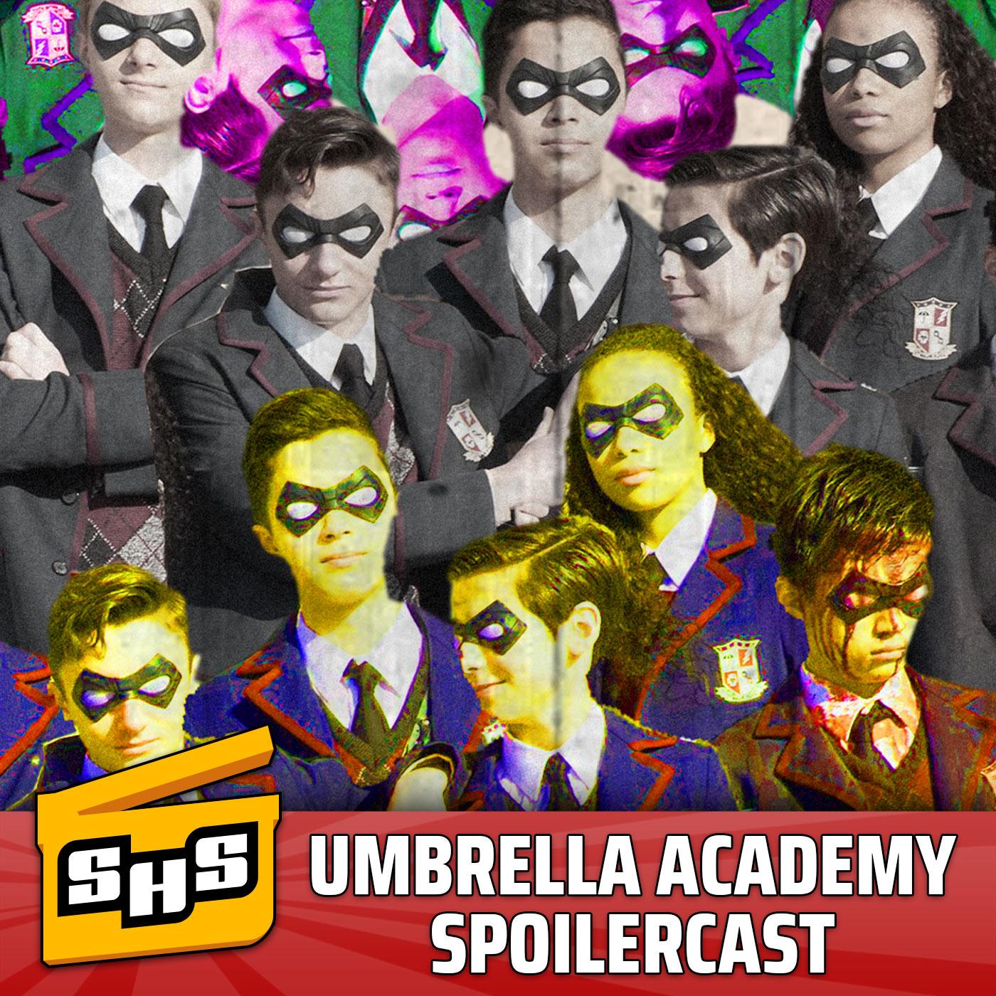 The Umbrella Academy   TV & Movie Reviews