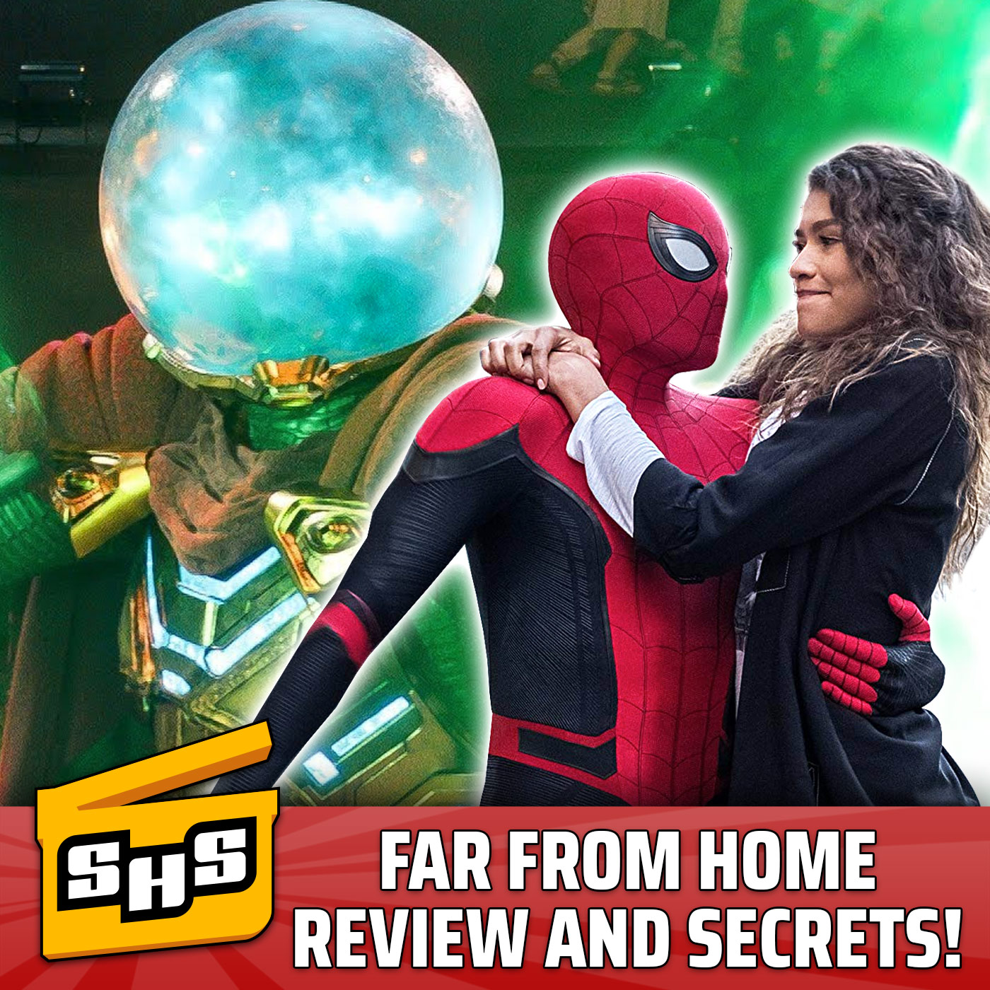 Spider-Man Far From Home | TV & Movie Reviews