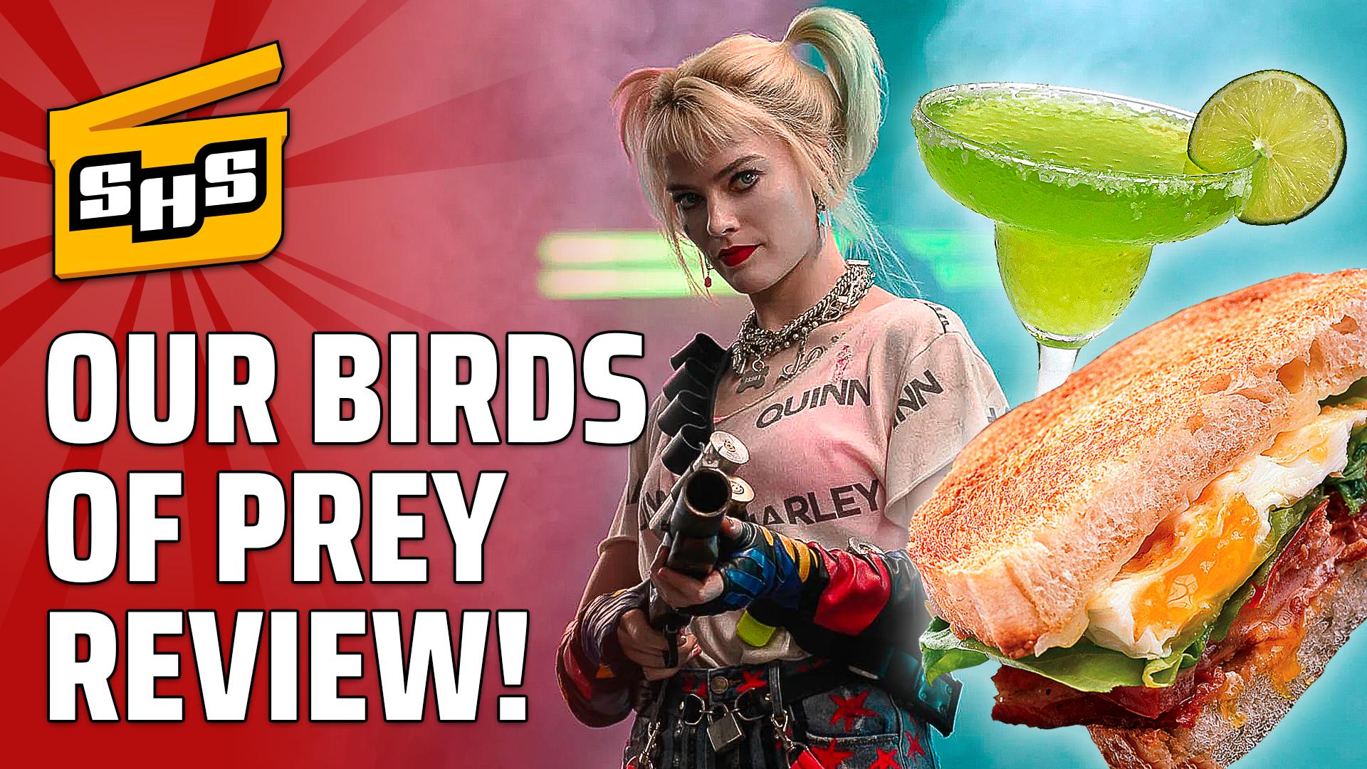 Superhero Slate Birds Of Prey 2020 Tv Movie Reviews